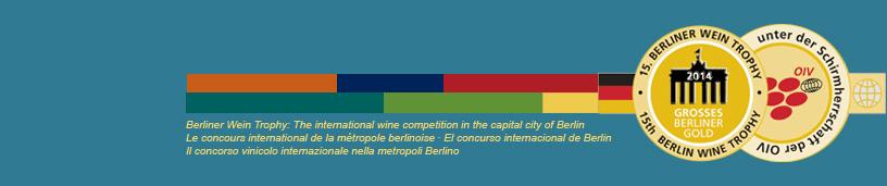 Berliner Wein Trophy 2014