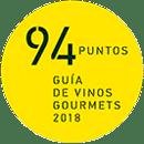 94 puntos guía de vinos gourmet
