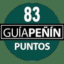 83 puntos Guía Peñín