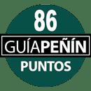 86 puntos Guía Peñín