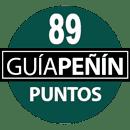 89 puntos Guía Peñín