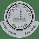 Concurso Nacional de Bruselas medalla de plata