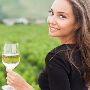 Disfruta el vino